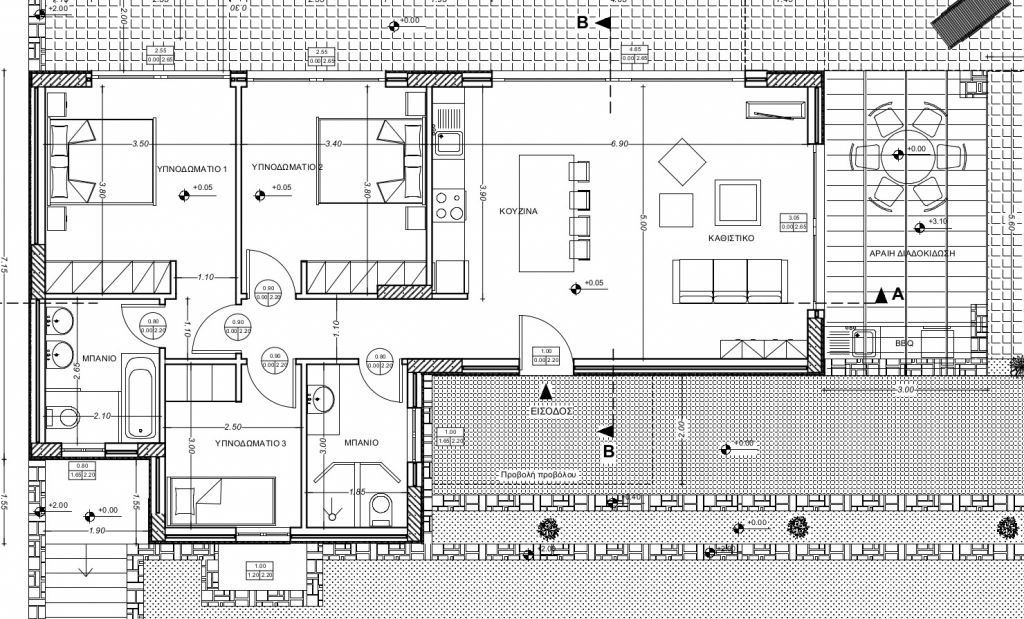 Plans - ground floor
